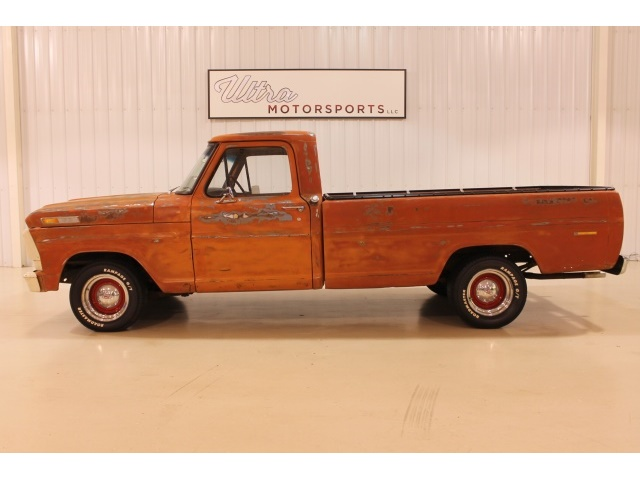 1967 Ford F-100 - Photo 38 - Fort Wayne, IN 46804