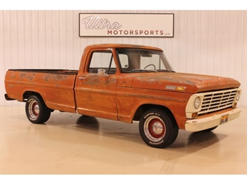 1967 Ford F-100 - Photo 1 - Fort Wayne, IN 46804