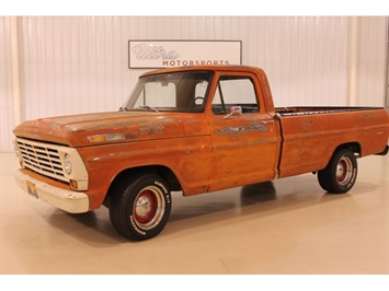 1967 Ford F-100 - Photo 39 - Fort Wayne, IN 46804