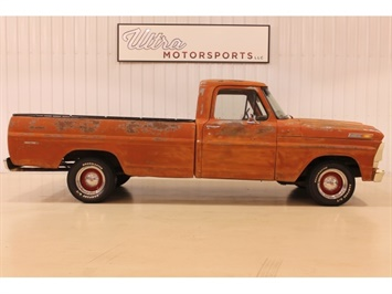1967 Ford F-100 - Photo 2 - Fort Wayne, IN 46804
