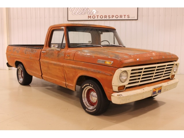 1967 Ford F-100 - Photo 3 - Fort Wayne, IN 46804