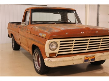1967 Ford F-100 - Photo 5 - Fort Wayne, IN 46804