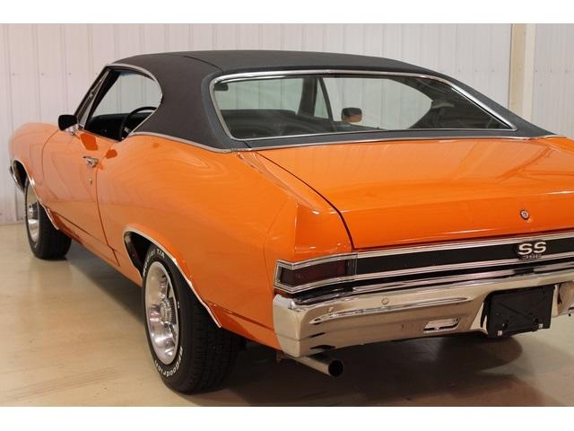 1968 Chevrolet Chevelle SS for sale in Fort Wayne, IN | Stock #: UM1253