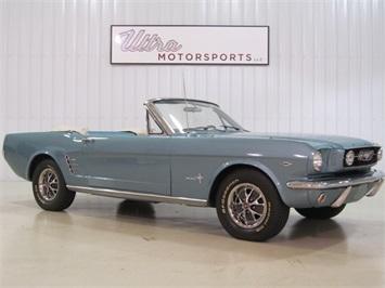 1966 Ford Mustang Convertible Convertible