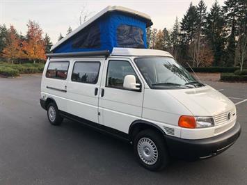 1999 Volkswagen EuroVan Camper - Photo 1 - Kirkland, WA 98034