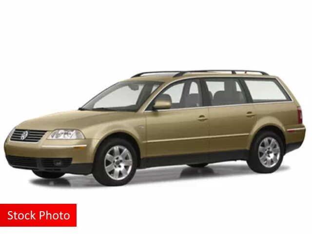 2002 Volkswagen Passat GLX photo