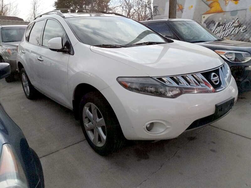 2009 Nissan Murano SL photo