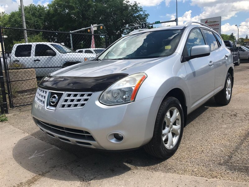 2008 Nissan Rogue S SULEV photo