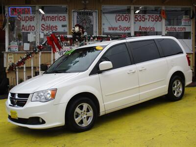 2011 Dodge Grand Caravan Crew   - Photo 1 - Seattle, WA 98103