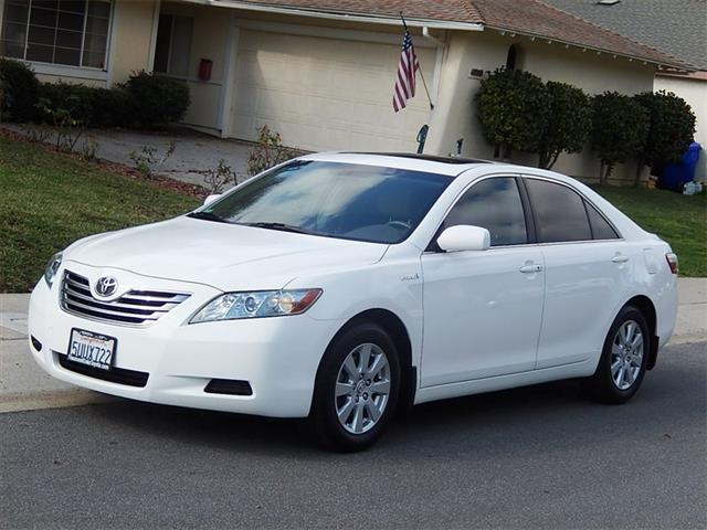 Captivating ... 2007 Toyota Camry Hybrid XLE   Photo 2   San Diego, CA 92126 ...