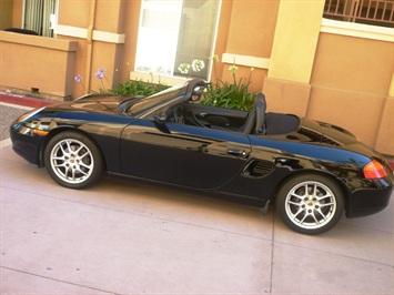 2002 Porsche Boxster - Photo 1 - San Diego, CA 92126