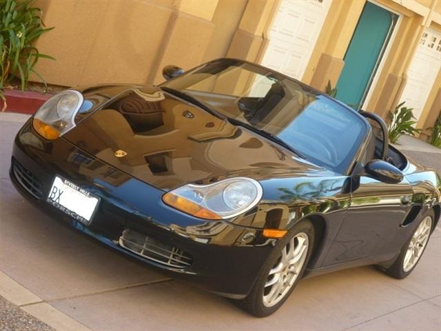 2002 Porsche Boxster - Photo 5 - San Diego, CA 92126