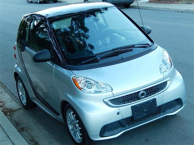 2014 Smart fortwo passion electric - Photo 4 - San Diego, CA 92126