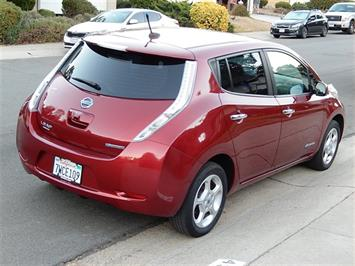 2013 Nissan Leaf SV Premium Package - Photo 6 - San Diego, CA 92126