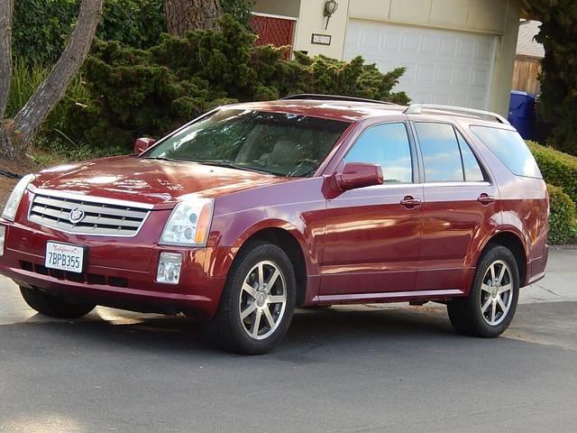 2004 Cadillac Srx Photo 9 San Go Ca 92126