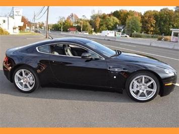 2007 Aston Martin Vantage Coupe