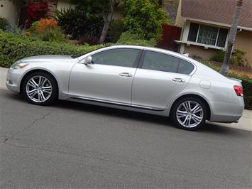 2007 Lexus GS 450h Sedan