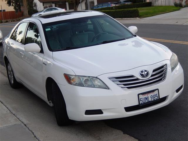 2007 toyota camry hybrid xle. Black Bedroom Furniture Sets. Home Design Ideas