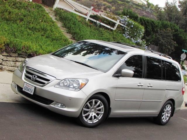 2006 Honda Odyssey Touring   Photo 1   San Diego, CA 92126