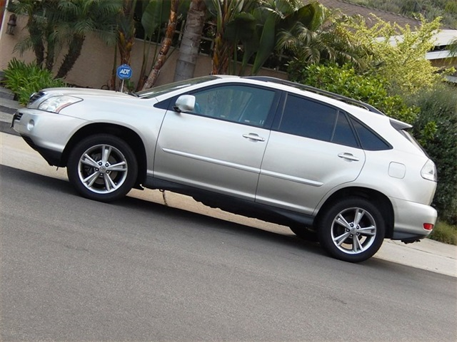 2006 Lexus Rx 400h Hybrid Photo 1 San Go Ca 92126