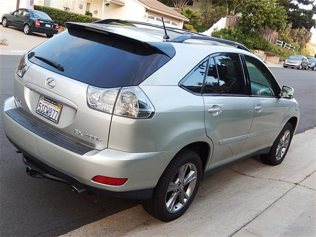 2006 Lexus Rx 400h Hybrid Photo 5 San Go Ca 92126
