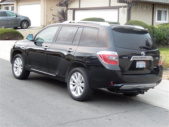 2008 Toyota Highlander Hybrid Limited - Photo 8 - San Diego, CA 92126