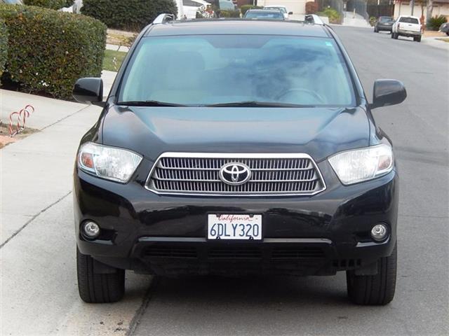 2008 Toyota Highlander Hybrid Limited - Photo 3 - San Diego, CA 92126