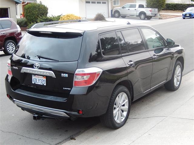 2008 Toyota Highlander Hybrid Limited - Photo 6 - San Diego, CA 92126