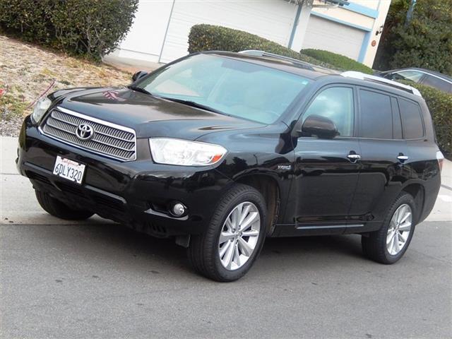 2008 Toyota Highlander Hybrid Limited - Photo 2 - San Diego, CA 92126