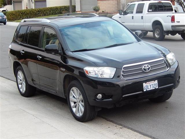 2008 Toyota Highlander Hybrid Limited - Photo 4 - San Diego, CA 92126