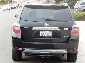 2008 Toyota Highlander Hybrid Limited - Photo 7 - San Diego, CA 92126