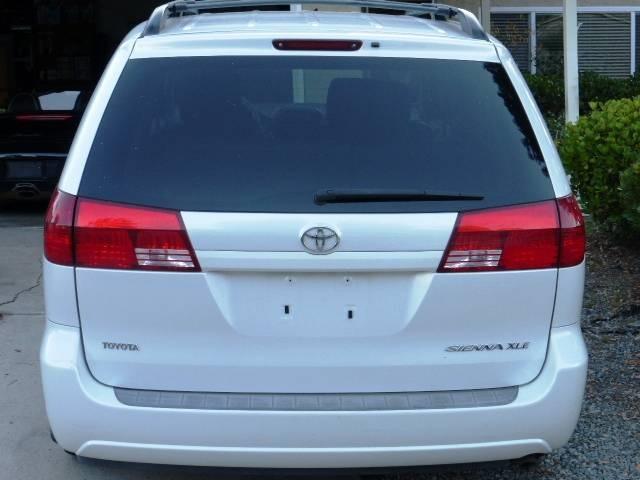 ... 2004 Toyota Sienna XLE Limited 7 Passenger   Photo 2   San Diego, CA  92126 ...