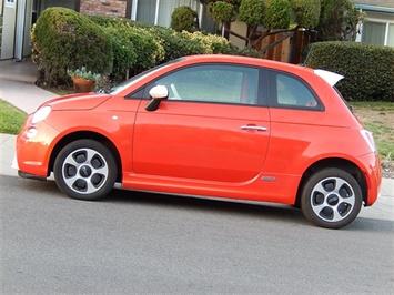 2013 Fiat 500e Hatchback