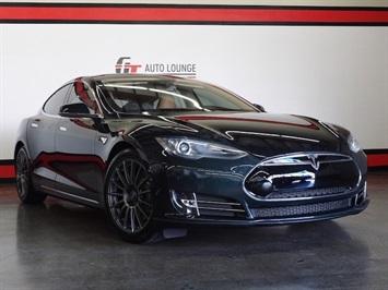 2012 Tesla Model S P85 - Performance Sedan