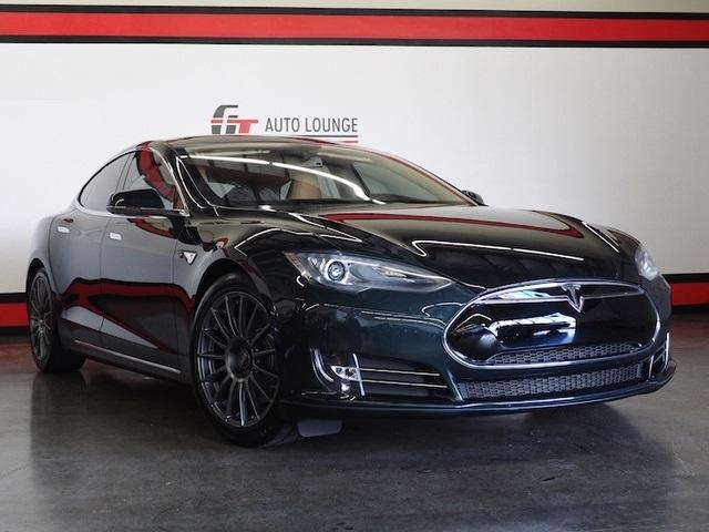 2012 Tesla Model S P85 - Performance - Photo 1 - Rancho Cordova, CA 95742