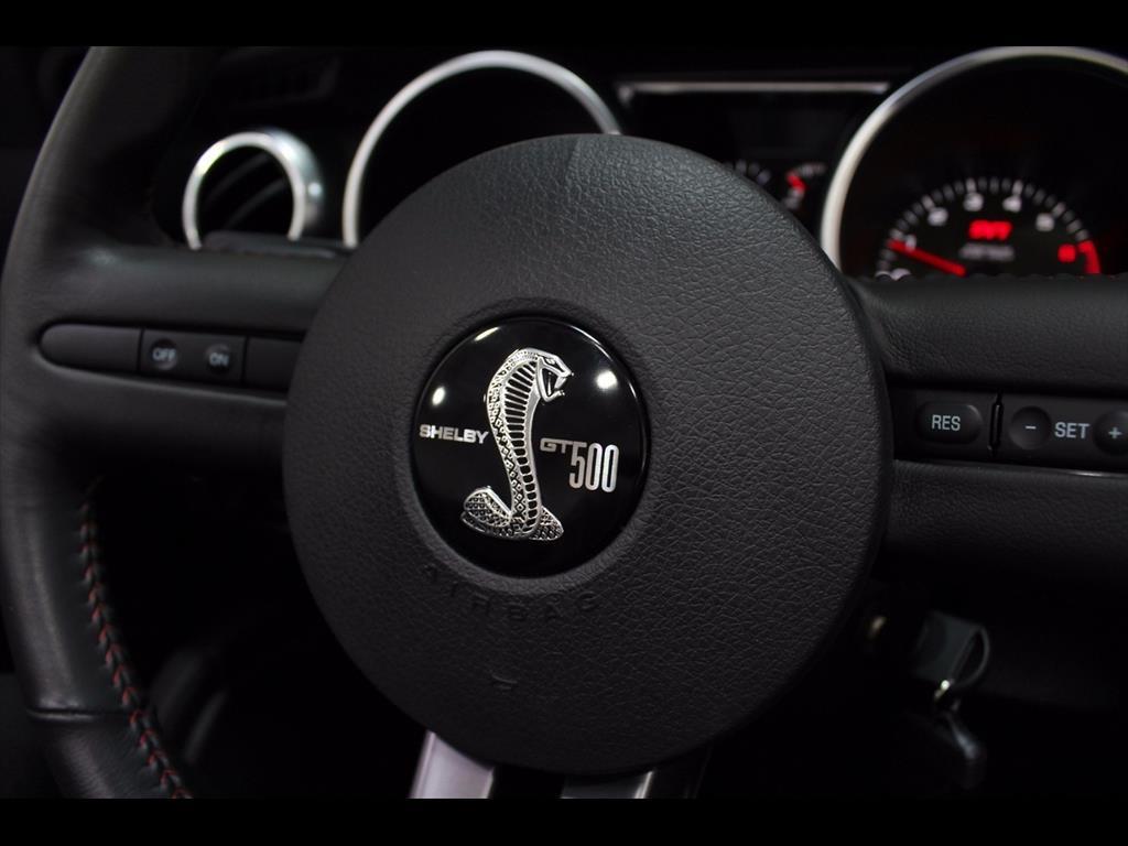 2009 Ford Mustang Shelby GT500 - Photo 30 - Rancho Cordova, CA 95742
