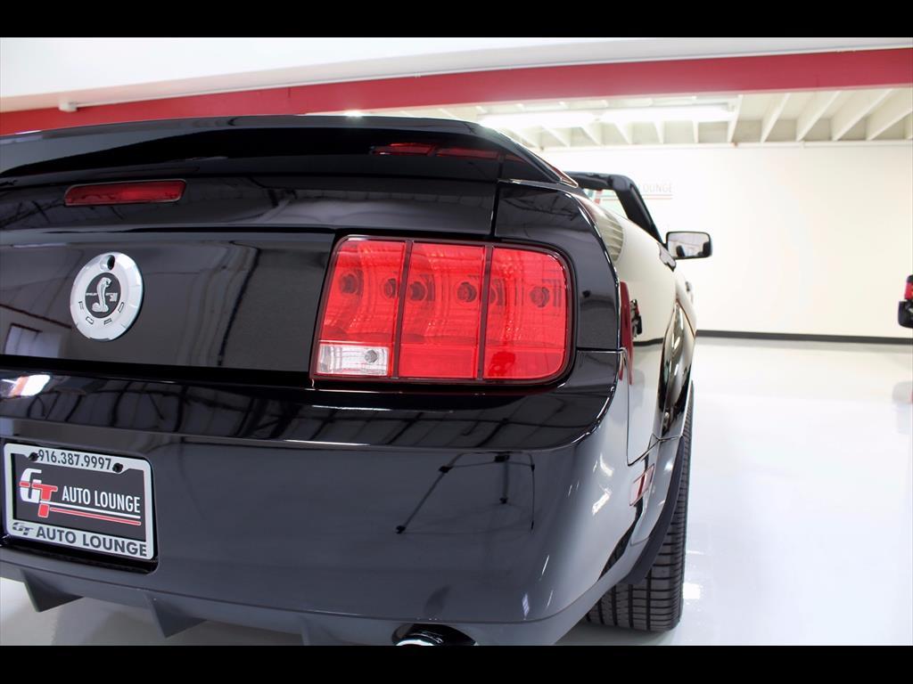 2009 Ford Mustang Shelby GT500 - Photo 12 - Rancho Cordova, CA 95742