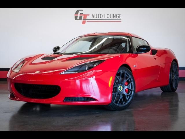 2012 Lotus Evora S Supercharged - Photo 3 - Rancho Cordova, CA 95742