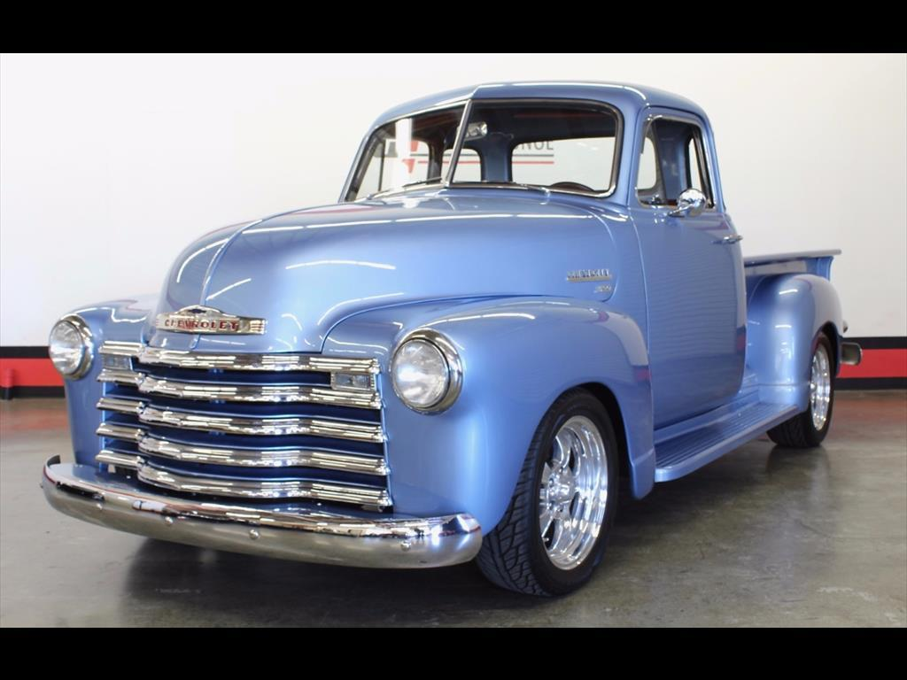 1951 Chevrolet Other Pickups 3100 5 Window For Sale In Ca