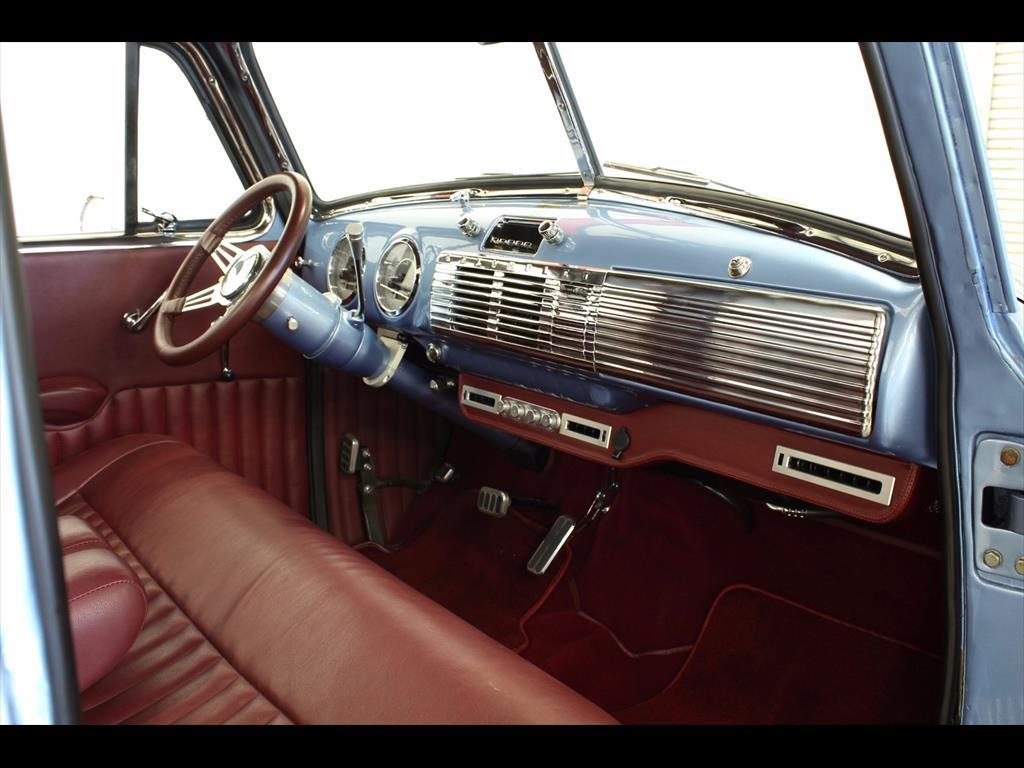 1951 Chevrolet Other Pickups 3100 5-Window - Photo 20 - Rancho Cordova, CA 95742