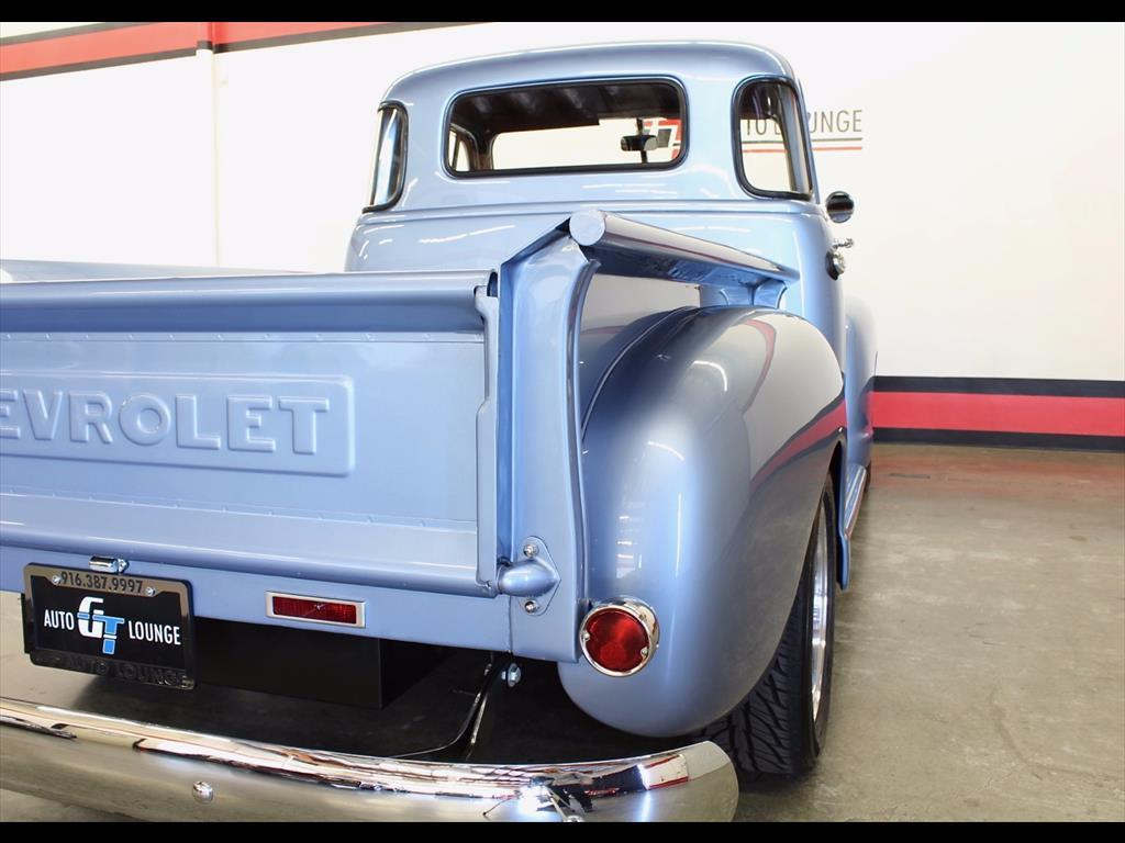 1951 Chevrolet Other Pickups 3100 5-Window - Photo 12 - Rancho Cordova, CA 95742