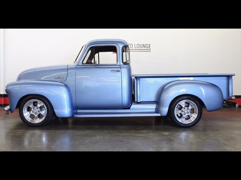 1951 Chevrolet Other Pickups 3100 5-Window - Photo 5 - Rancho Cordova, CA 95742