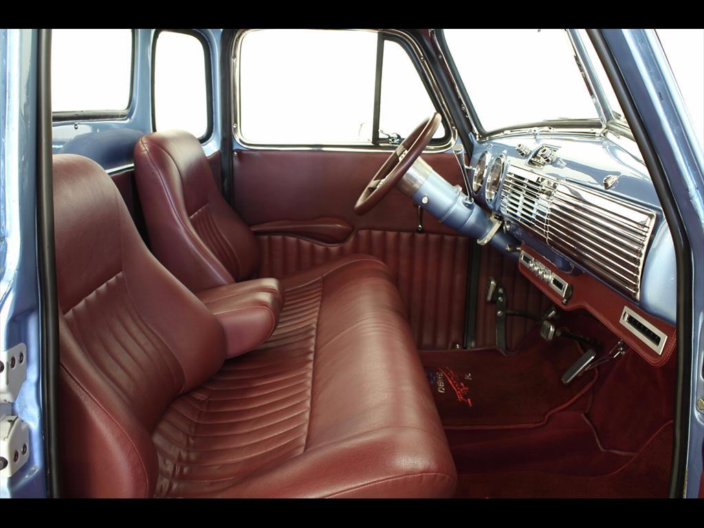 1951 Chevrolet Other Pickups 3100 5-Window - Photo 21 - Rancho Cordova, CA 95742