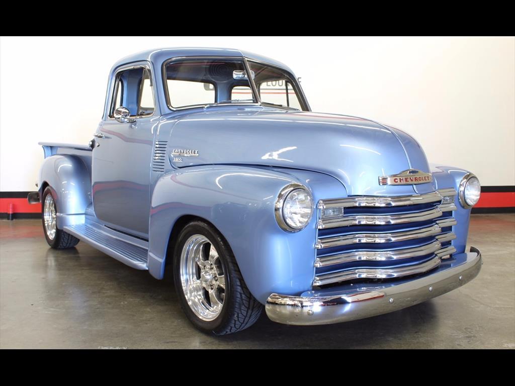 1951 Chevrolet Other Pickups 3100 5-Window - Photo 3 - Rancho Cordova, CA 95742
