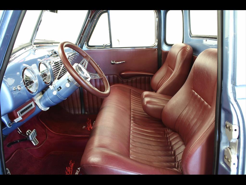 1951 Chevrolet Other Pickups 3100 5-Window - Photo 19 - Rancho Cordova, CA 95742