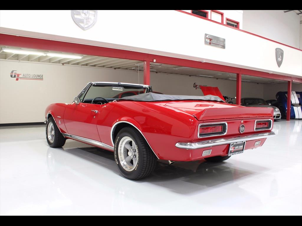 1967 Chevrolet Camaro RS/SS - Photo 6 - Rancho Cordova, CA 95742