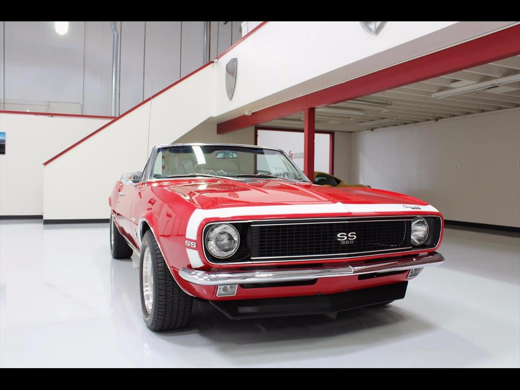 1967 Chevrolet Camaro RS/SS - Photo 13 - Rancho Cordova, CA 95742