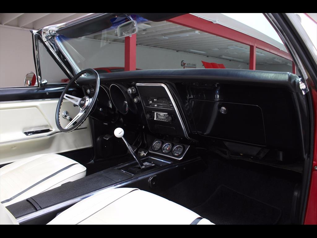 1967 Chevrolet Camaro RS/SS - Photo 25 - Rancho Cordova, CA 95742