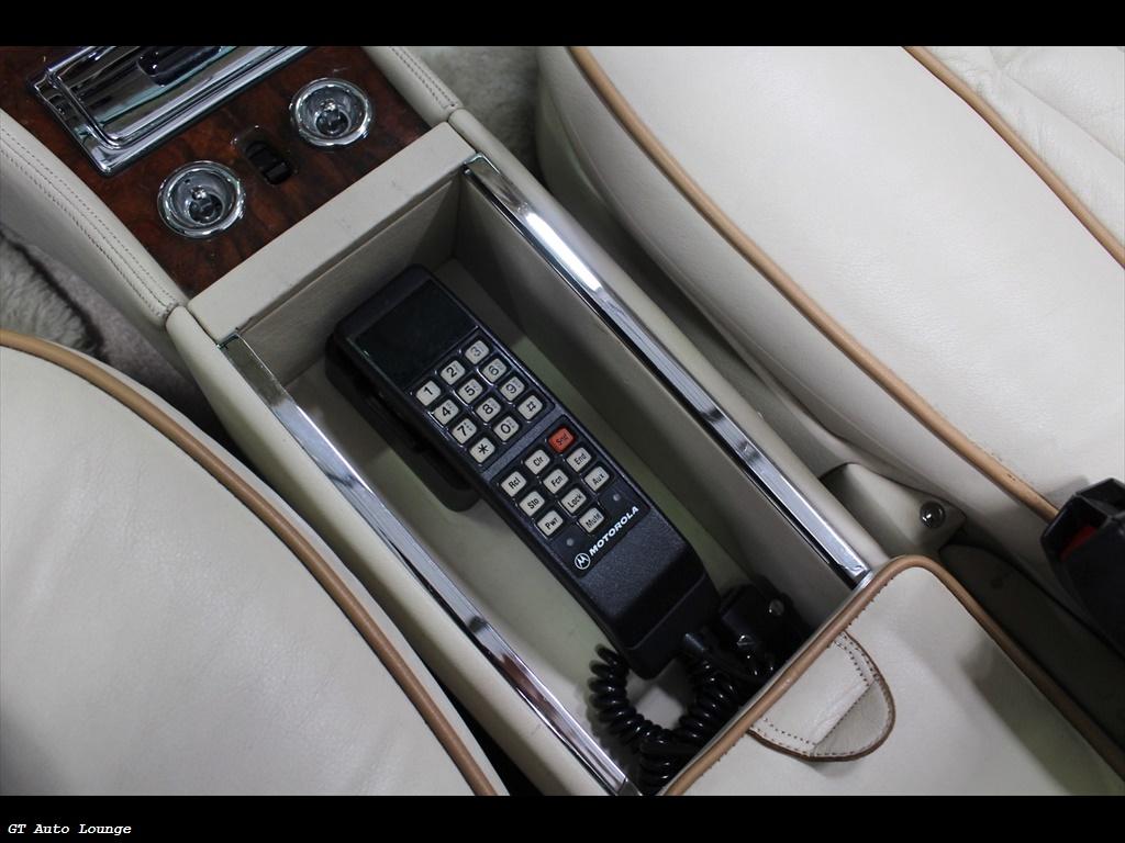 1987 Rolls-Royce Corniche II - Photo 35 - Rancho Cordova, CA 95742