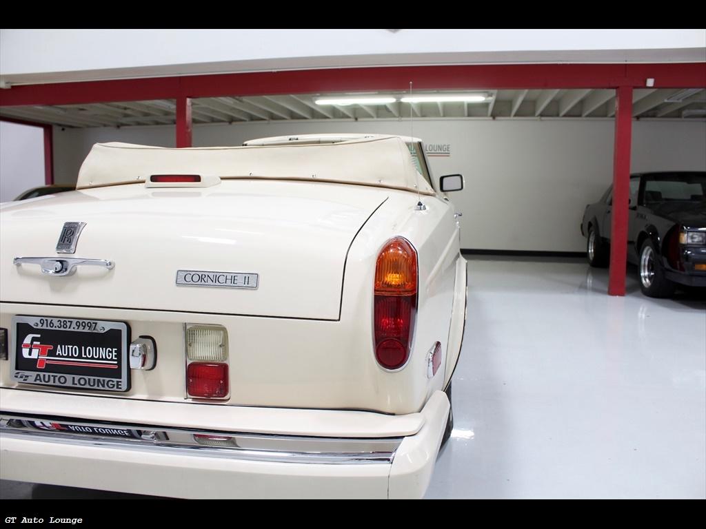 1987 Rolls-Royce Corniche II - Photo 12 - Rancho Cordova, CA 95742